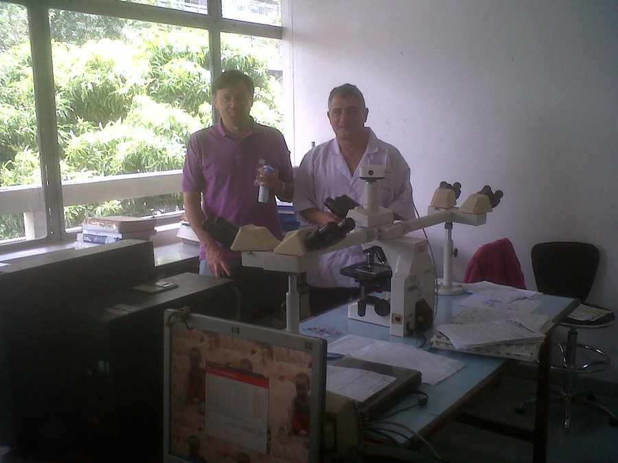 laboratorio AP