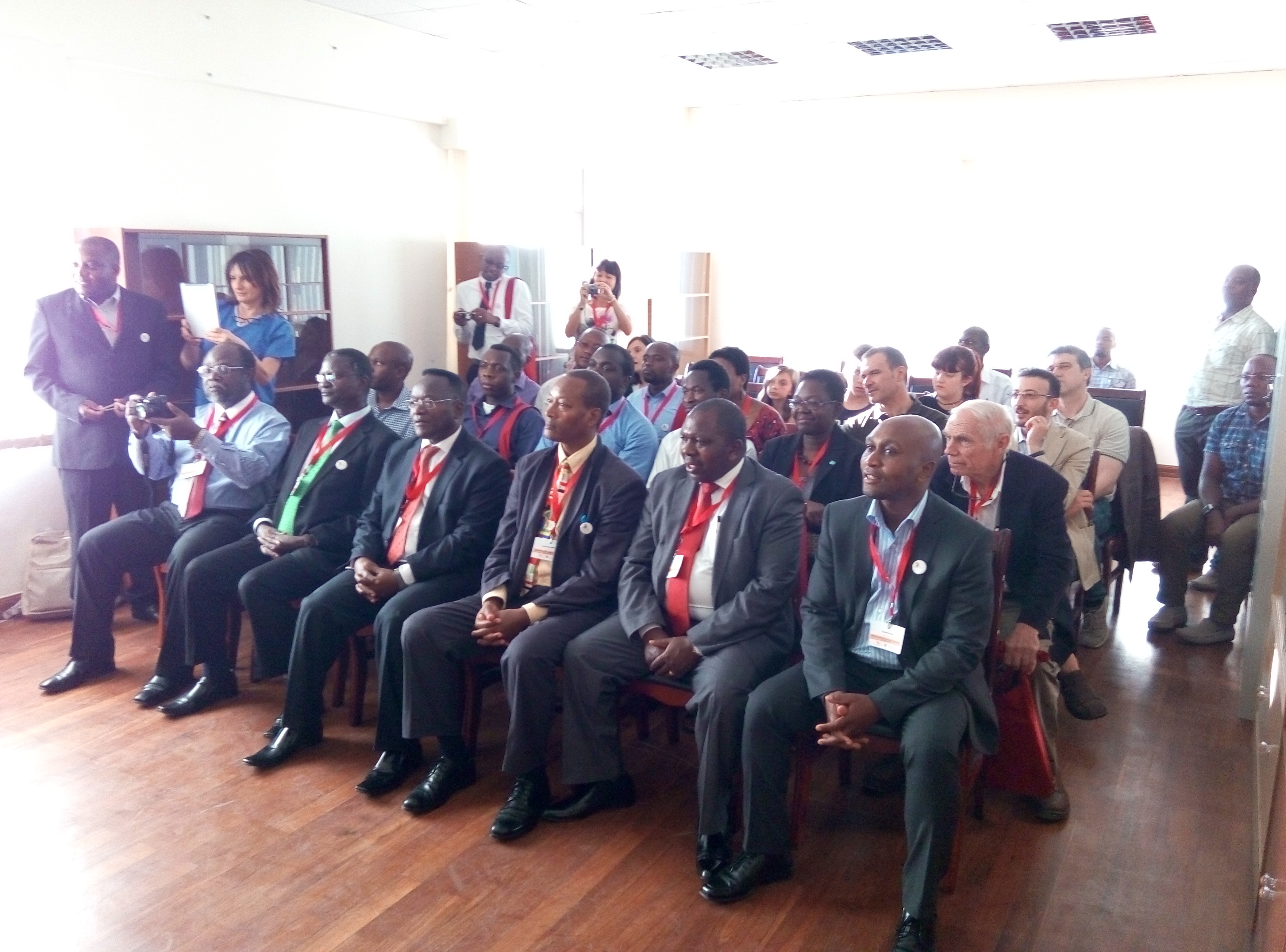 "Meeting AORTIC ""East Africa Regional Meeting on Pathology and Oncology in Africa"""